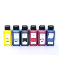 Recharge encre pigmentée pour Epson imprimante 6 couleurs