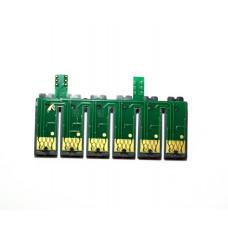 CISS ARC Chip , Puce réinitialisation automatique Pour Epson Stylus Photo 1400 1500W