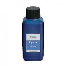 100ml Cyan Compatible recharge encre pigmentée pour Epson