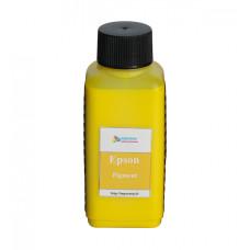 100ml Jaune Compatible recharge encre pigmentée pour Epson