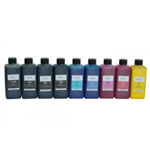 2,0L 8 X 0,250ml  InkTec PowerChrome K3 encre pigmentée pour Epson imprimantes