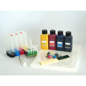 Kit de sublimation pour Epson WF-7015 WF-7515 CISS Encre Papier